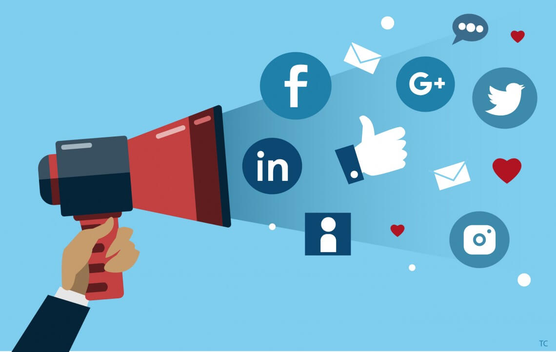 Social platforms can be good for B2B too.